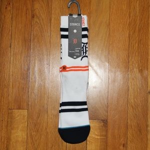 Stance MLB Detroit Tigers Socks 6-8.5 Medium
